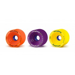 """Orangatang """"In Heat"""" 75mm (4 roues)"""