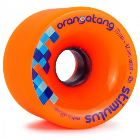 """Orangatang """"Stimulus"""" 70mm (4 roues)"""
