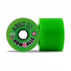"Abec 11 ""Gumball"" 76mm (4 roues)"