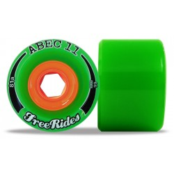 "Abec 11 ""FreeRides"" 66mm (4 roues)"