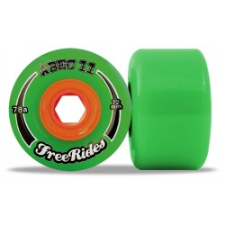"Abec 11 ""FreeRides"" 72mm (4 roues)"