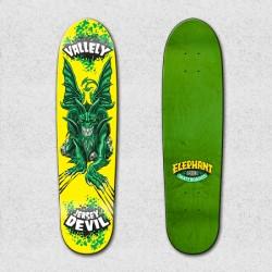 Elephant Skateboards Jersey Devil Yellow 8'5 x 32
