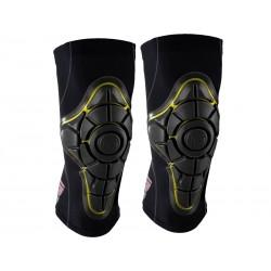 G-Form pro X Knee pads noir et jaune