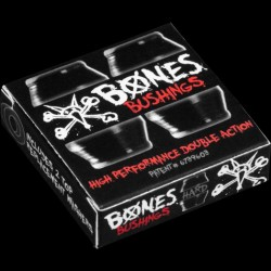 Bones Bushings Hard Black