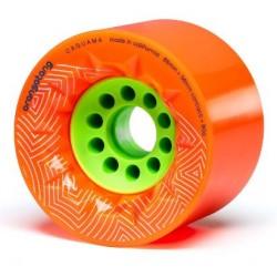 Orangatang Caguama  85mm (4 roues) Orange 80a