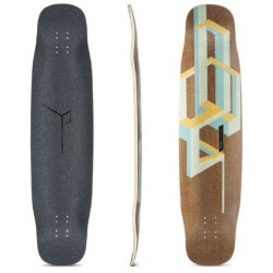 Loaded Basalt Tesseract Deck Couleur Mango